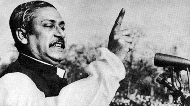 ১৯৩৮-১৯৭৫ : সংক্ষেপে বঙ্গবন্ধুর রাজনৈতিক জীবন