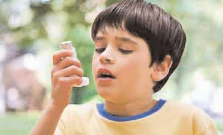 শিশুর শ্বাসকষ্ট ও অ্যালার্জিজনিত রোগ এড়াবার উপায়