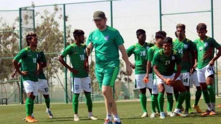 ঢাকায় নভেম্বরে হবে বাংলাদেশ-নেপাল প্রীতি ফুটবল ম্যাচ