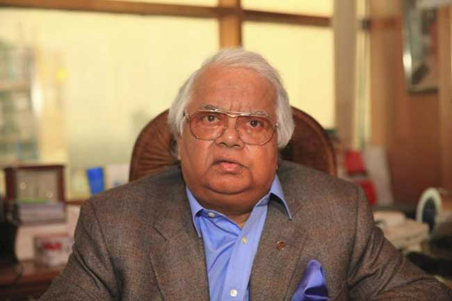 নির্বাচনকালীন সহায়ক সরকার নিয়ে বিএনপির দাবি হাস্যকর: নাজমুল হুদা