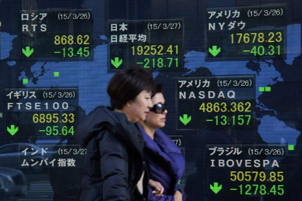 Asian stocks rise