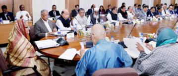 Cabinet approves land acquisition act