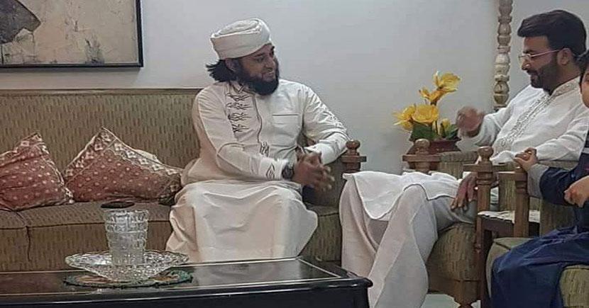 শাকিব খান শরণাপন্ন মুফতি উসামার